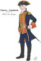 Admiral Norrington by CdreJohnPaulJones