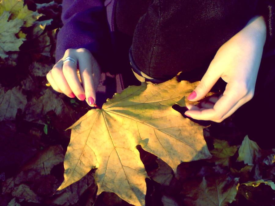 Leaf by Lara-style