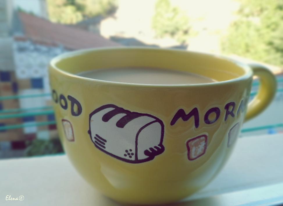 Good morning by florpurpura