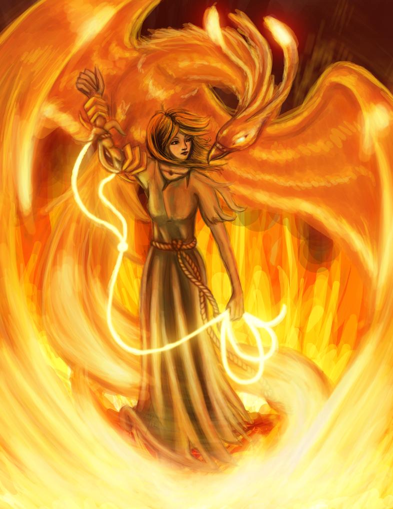 Birth by Fire by Oreramar
