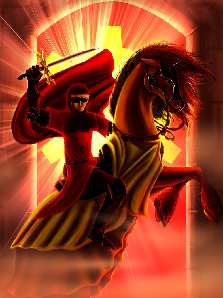 Medievalstuck: Time's Knight by Oreramar