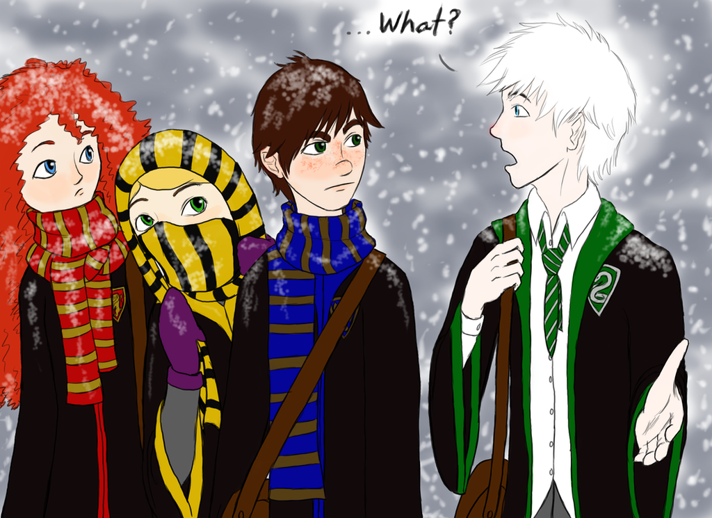 Winter Uniforms... by Oreramar