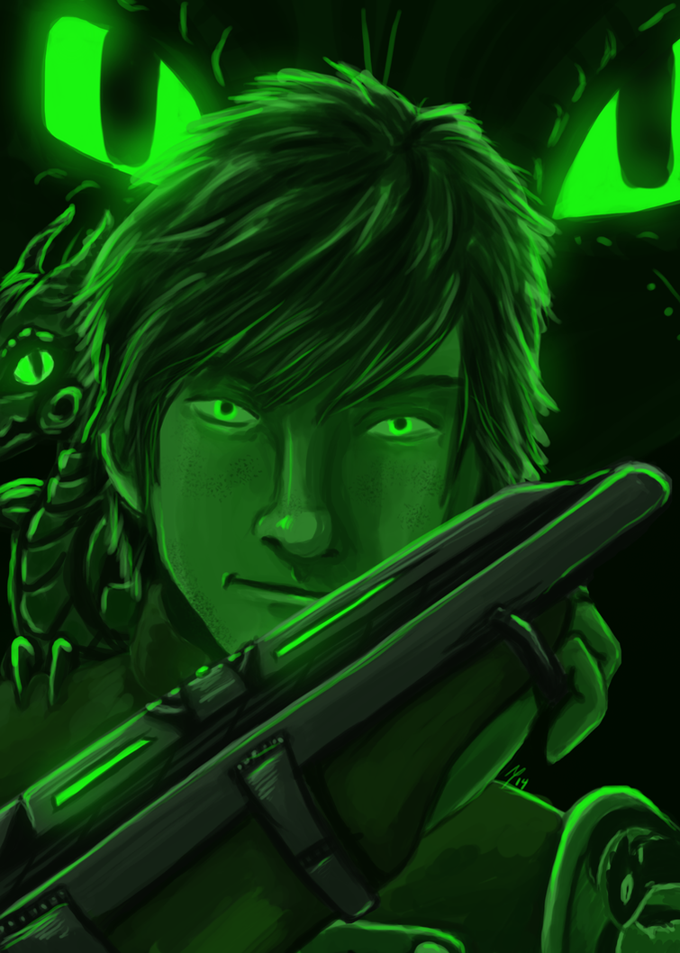 Hunter by Oreramar