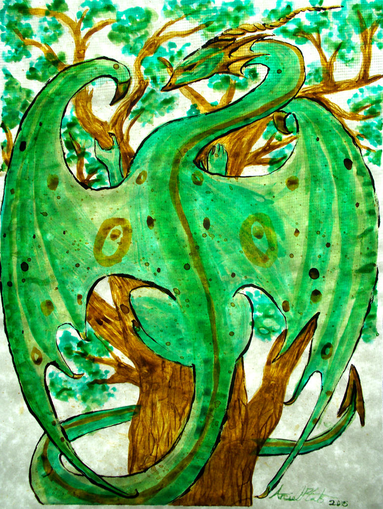 Natural coloring by Oreramar