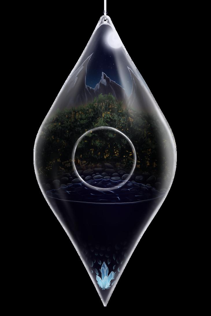 Impossible Terrarium by Oreramar