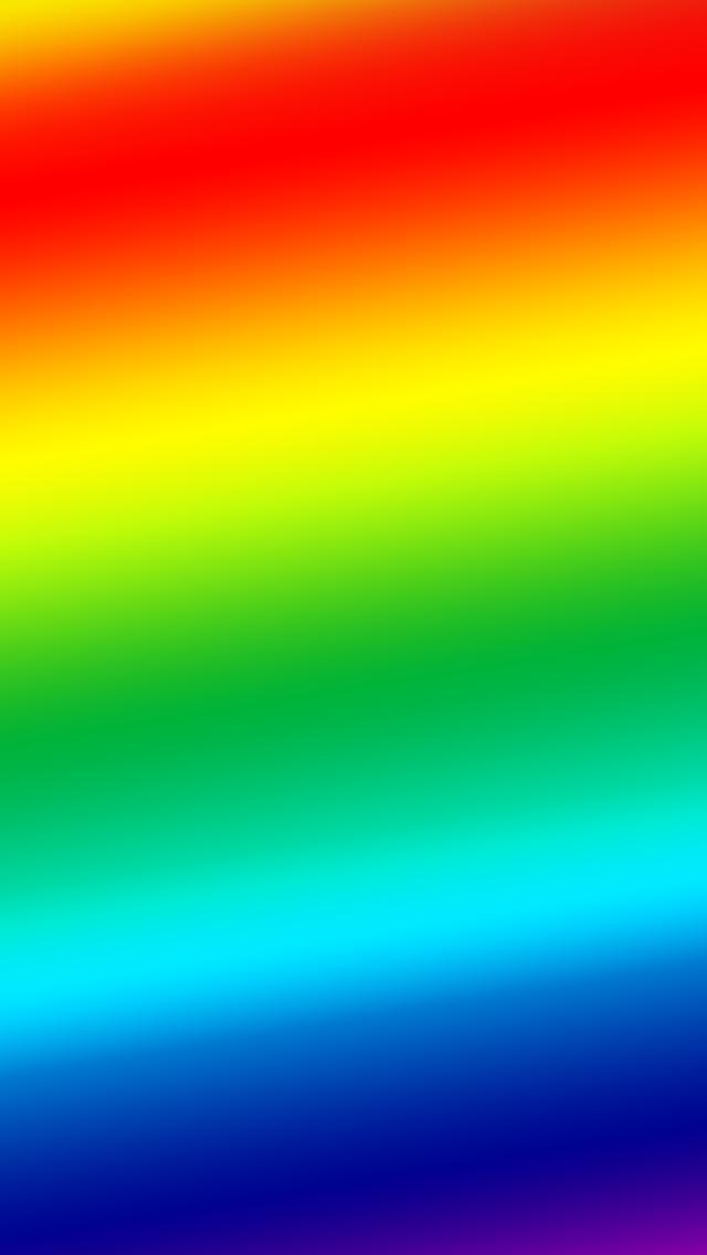 Rainbow IPhone 5 Wallpaper Or Custom Box By LatiasIsTheBest