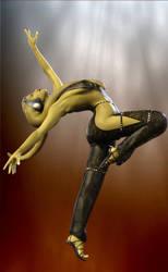 Twi'lek Dancer by Vagrant3D