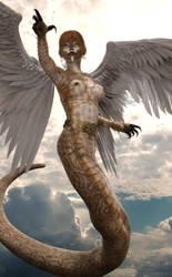 Quetzalcoatl by Vagrant3D