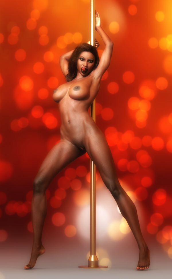 The Happy Dancer by Vagrant3D