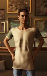 Conner - The Boyfriend by Vagrant3D