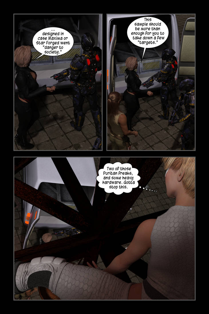 Talons 01 - Page 01 by Vagrant3D