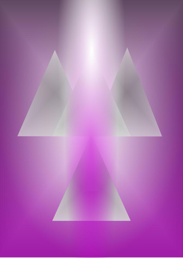 Violet Flame by Samyaksambodhi