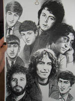My Beatles Masterpiece by olive46