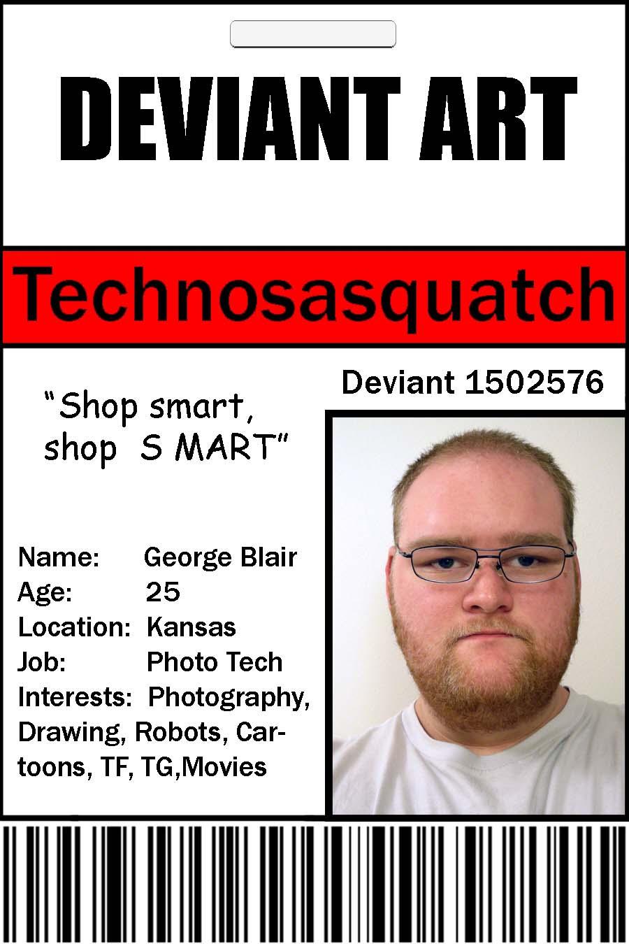 technosasquatch's Profile Picture