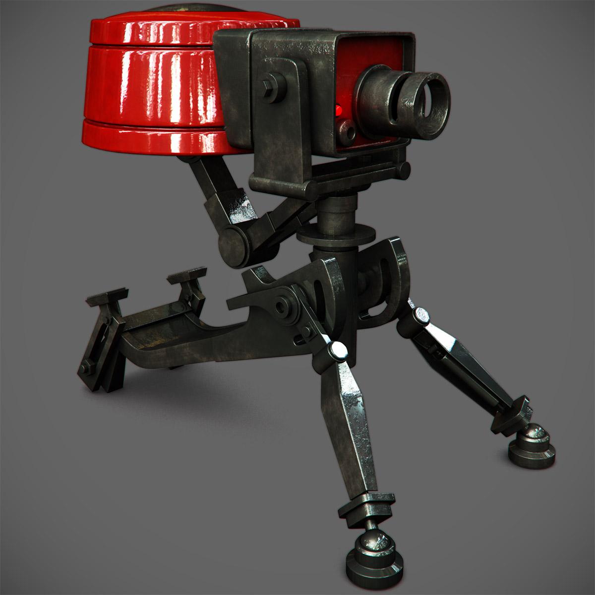 Team Fortress 2 Sentry by cbinder on DeviantArt