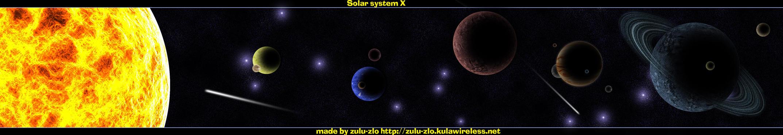 Solar system X by zulu-zlo