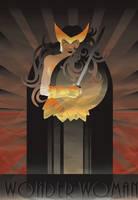 Variante Wonder Woman Artdeco. by Francundo