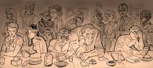 Bar by Francundo