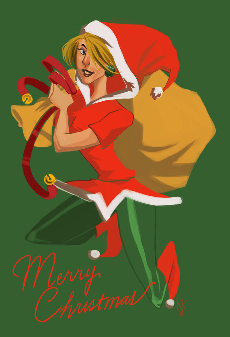 Merry Xmas by Glory-Day
