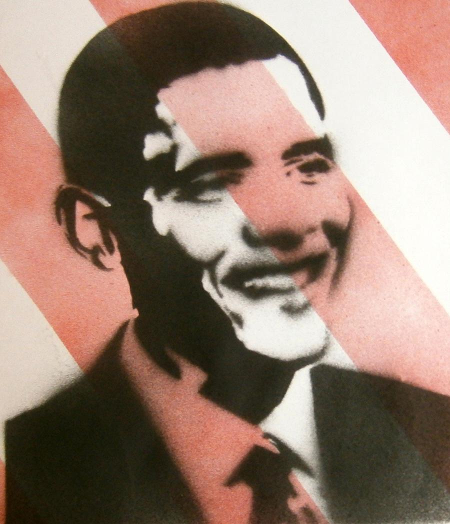 Barack Obama by Samball49