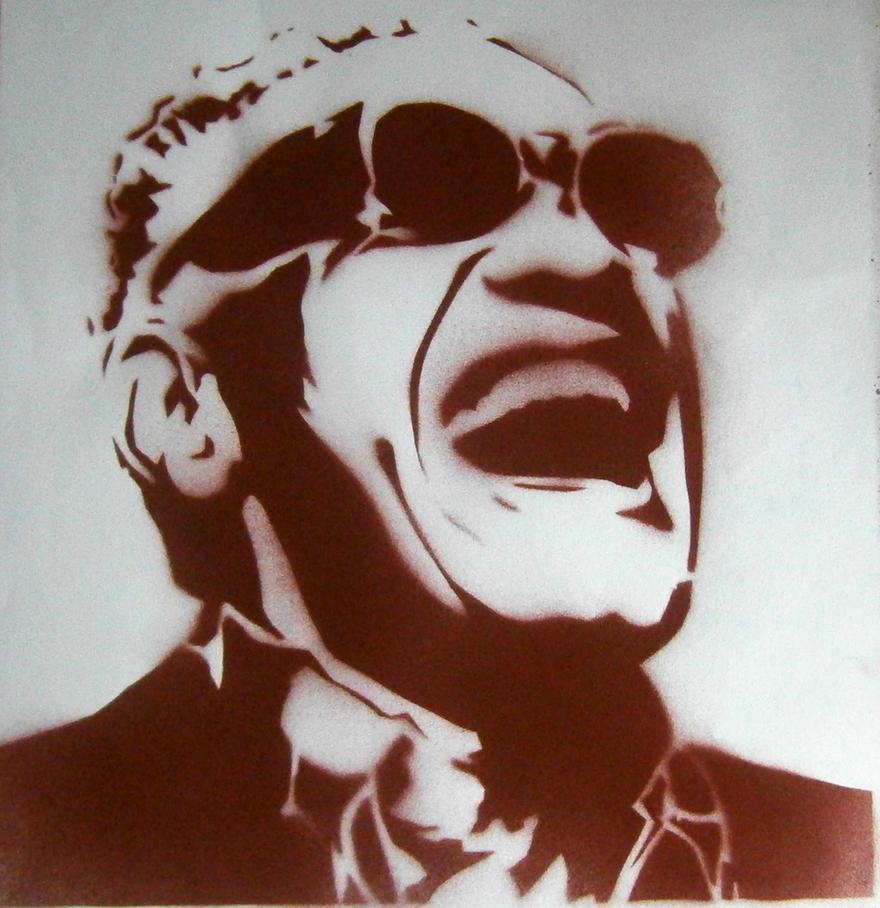Ray Charles by Samball49