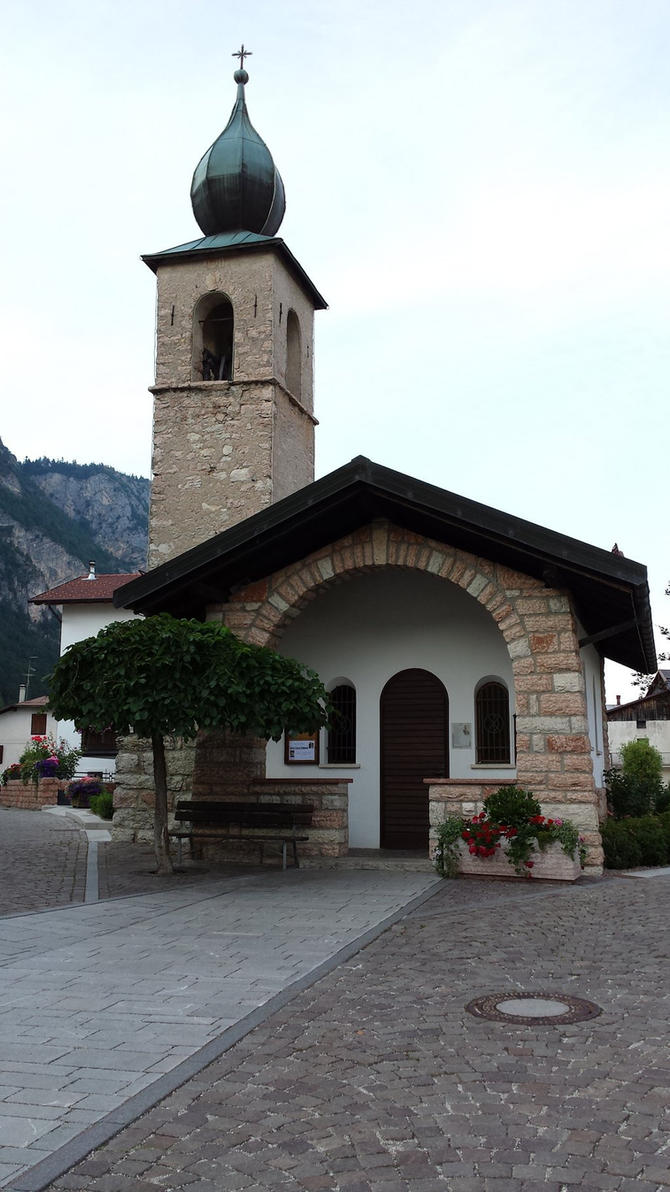 Chiesa di San Rocco by Mangusto94