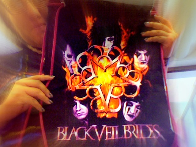 New BVB Backpack by Carabajal32