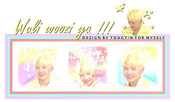 170716_Woozi by tongyin1015