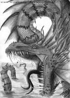 Poisoned Worlds ~ Jormungandr by Raveruna