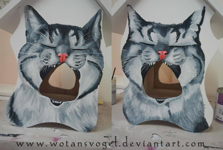 Meow by Raveruna