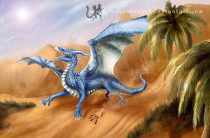CM - The Desert Is Alive by Raveruna