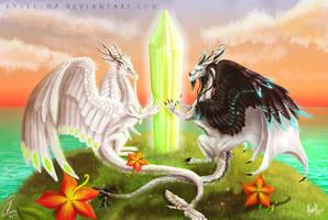 .: Light Of Lemuria :. (Collab) by Raveruna