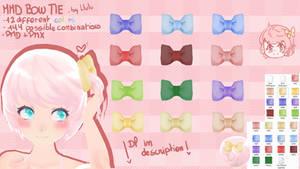 MMD|Cute Ribbons + DOWNLOAD