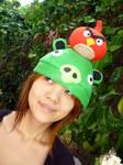 Upcoming Angry birds gear by PandaRabbitPlanet