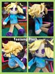 Mystic Messenger Yoosung Plush