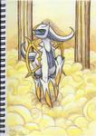 The Alpha Pokemon