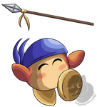 Commission#4:Bandana Dee by TiuttiCP