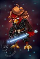 Angry birds movie:Star Wars? by TiuttiCP