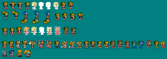 My Roll Sprites By Ender-Creep On DeviantArt