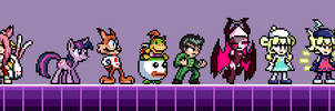 Rivals of Aether - Custom Sprite Set