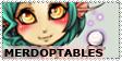 Merdoptables Stamp by Merdoptables