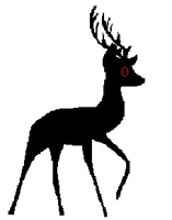 F2U deer pixel by deadmutts