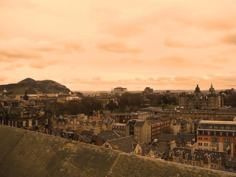 Edinburgh by abumpinthenight