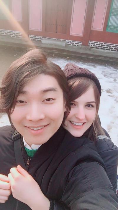 Korean boyfriend