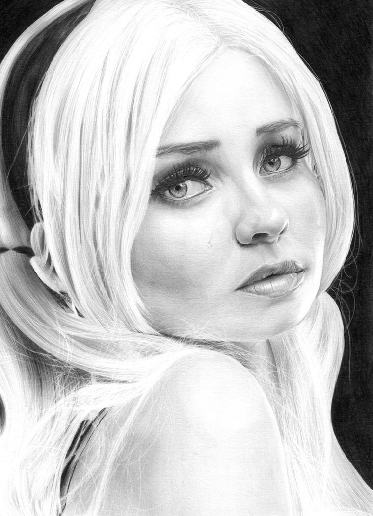 Emily Browning by Sophie-Lawson