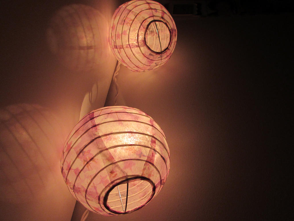 Lantern Light by Natty27