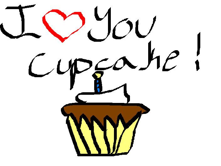 i love you cupcake by emi1296 on DeviantArt