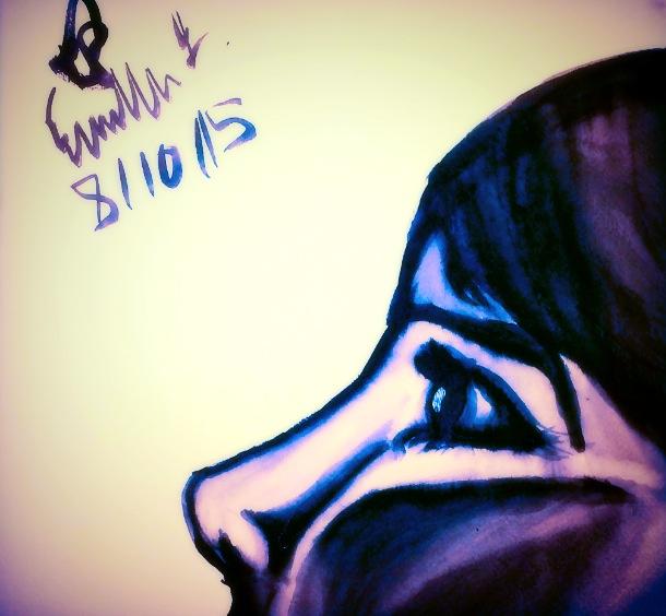 Omg It's A Face by emi1296