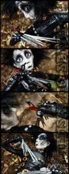 Scissorhands by AngelaBermudez