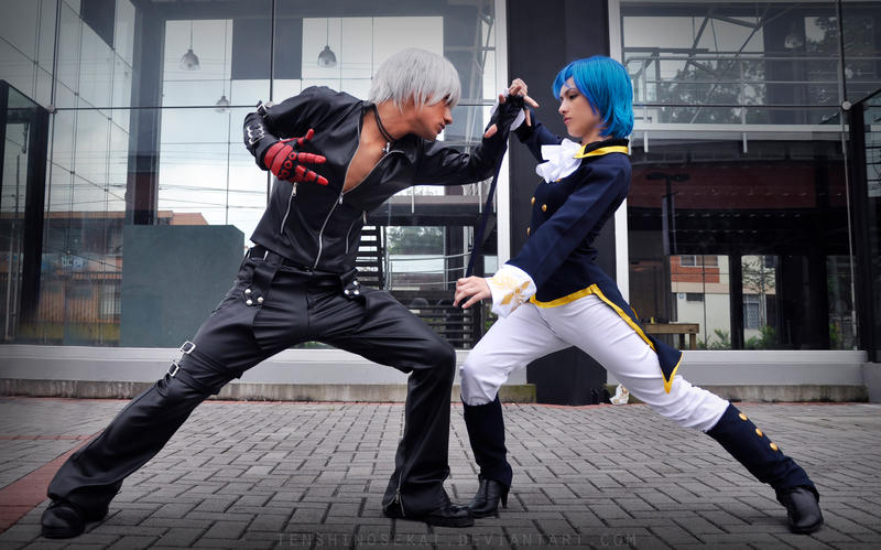 Tension by AngelaBermudez